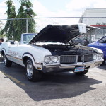 oldsmobile cutlass pace car
