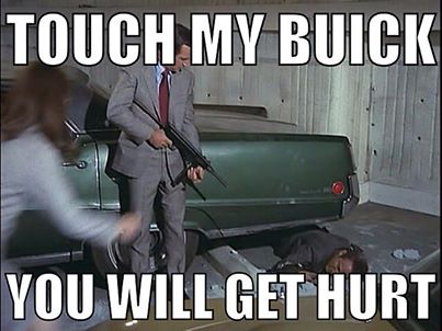 touch my buick