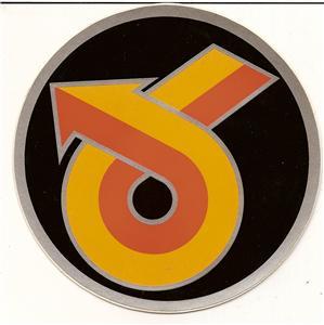 turbo 6 sticker