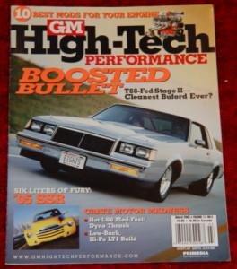 GMHTP magazine