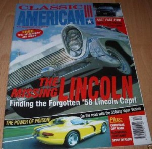 american classic UK mag dec 97