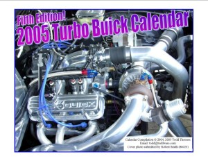 buick calendar