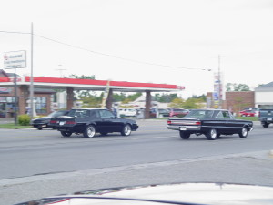 buick regal cruising north gratiot avenue