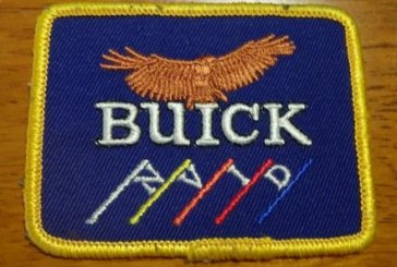 Assorted GM Buick GN GS Patches