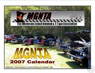 mgnta calendar 2007
