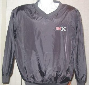 nylon pullover jacket