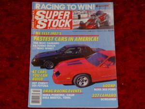 super stock magazine