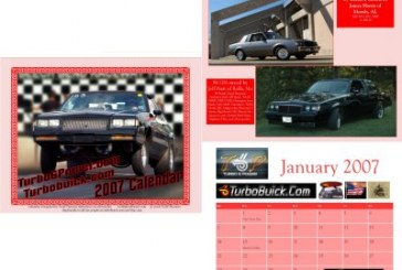 Buick Calendars