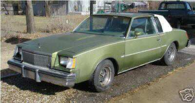 1979 buick regal sport coupe