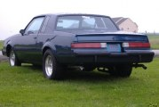 Assorted 1983 Buick Regal T-types
