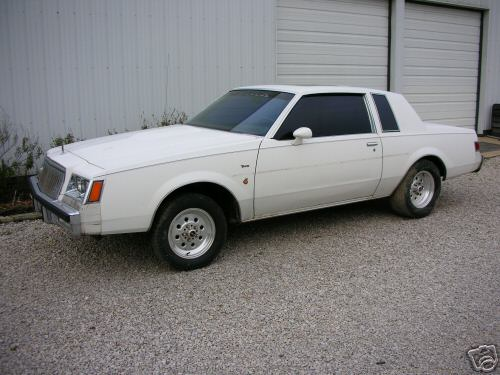 1983 white t type