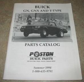 1994 poston catalog