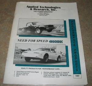 1997 ATR catalog