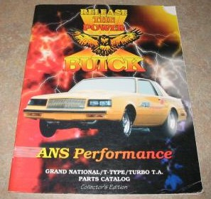 ANS PERFORMANCE CATALOG 90'S