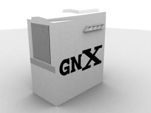 BUICK GNX COMPUTER CASE
