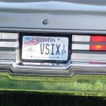 v six plate
