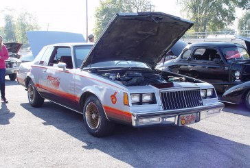 2013 Buick GS Nationals (Car Show)