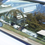 GNS car interior