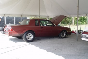 2013 Buick GS Nationals (Pit Row)