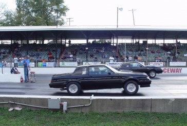 2013 Buick GS Nationals (Racing Action)