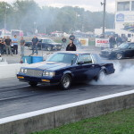 buick regal racing
