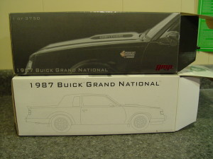 GMP 1987 Buick Grand National 5