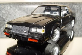 GMP 1:24 Scale Turbo Buick Series – 1987 Buick GNX
