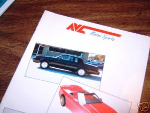 avc catalog