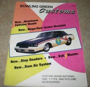 bowling green catalog 1997