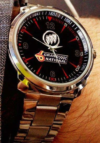 buick grand national logos watch