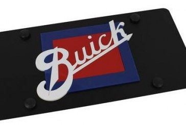 Buick Logo License Plates