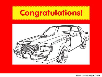 buick congratulations