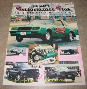 conley performance catalog 90's