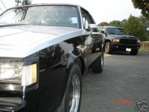 85 buick regal