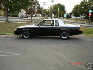 1985 turbo buick