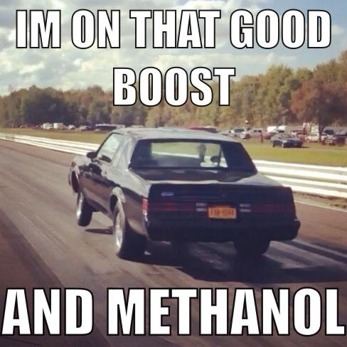 good boost