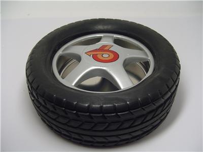 turbo 6 tire ashtray