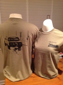 v6 turbo shirt