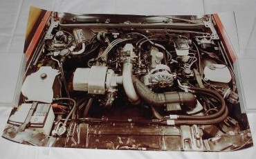 BUICK V6 TURBO ENGINE