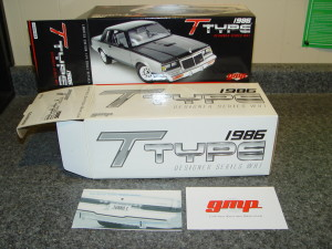 GMP Buick Ttype WH1