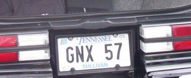 BUICK GNX 057