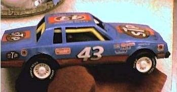 Gay Toys Richard Petty Stock Car 2