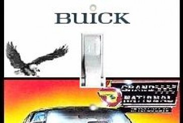 Buick Items For Around The House