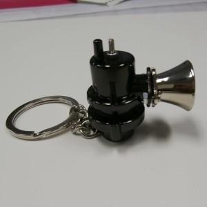blowoff valve keychain