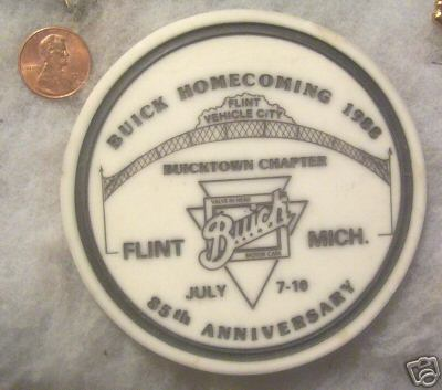 buick 85th anniversary item