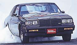 buick racetrack