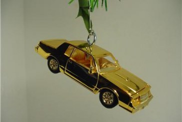 Buick Christmas Ornaments