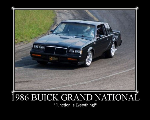 buick function