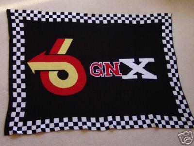 buick gnx blanket