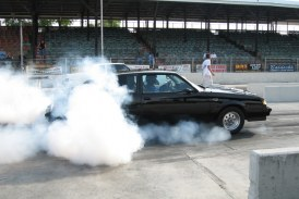 Buick Burnouts